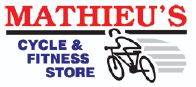 Mathieus Cycle Fitness Store Logo